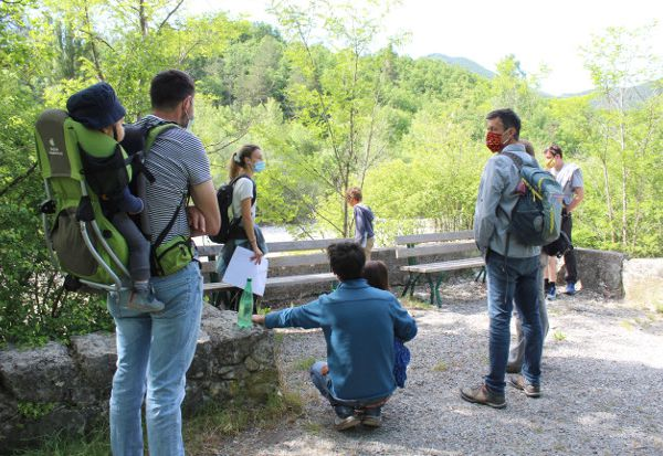 Barrême Balade Nature sur les berges de l'ASSE