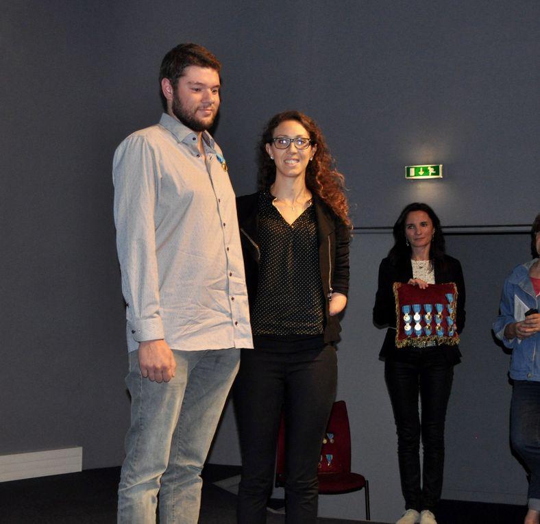 [Décoration] Remise des médailles Jeunesse, Sport, et de l'engagement Associatif à Rodez