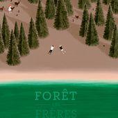 Forêt des frères. Yukiko NORITAKE - 2020 (Dès 8 ans) - VIVRELIVRE