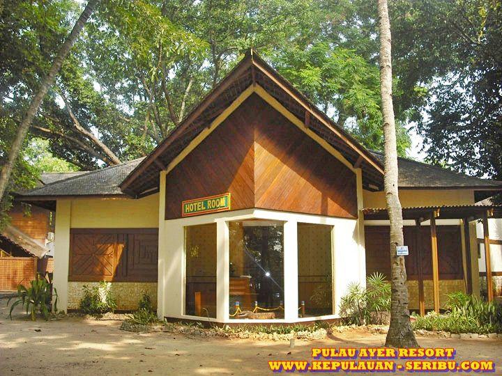 Pulau Ayer Resort Kepulauan Seribu Jakarta