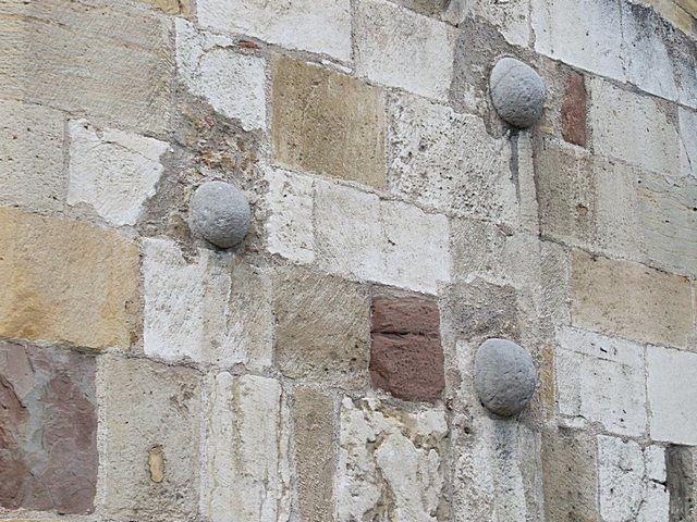 Diaporama fortifications de Thionville - Tour aux Puces