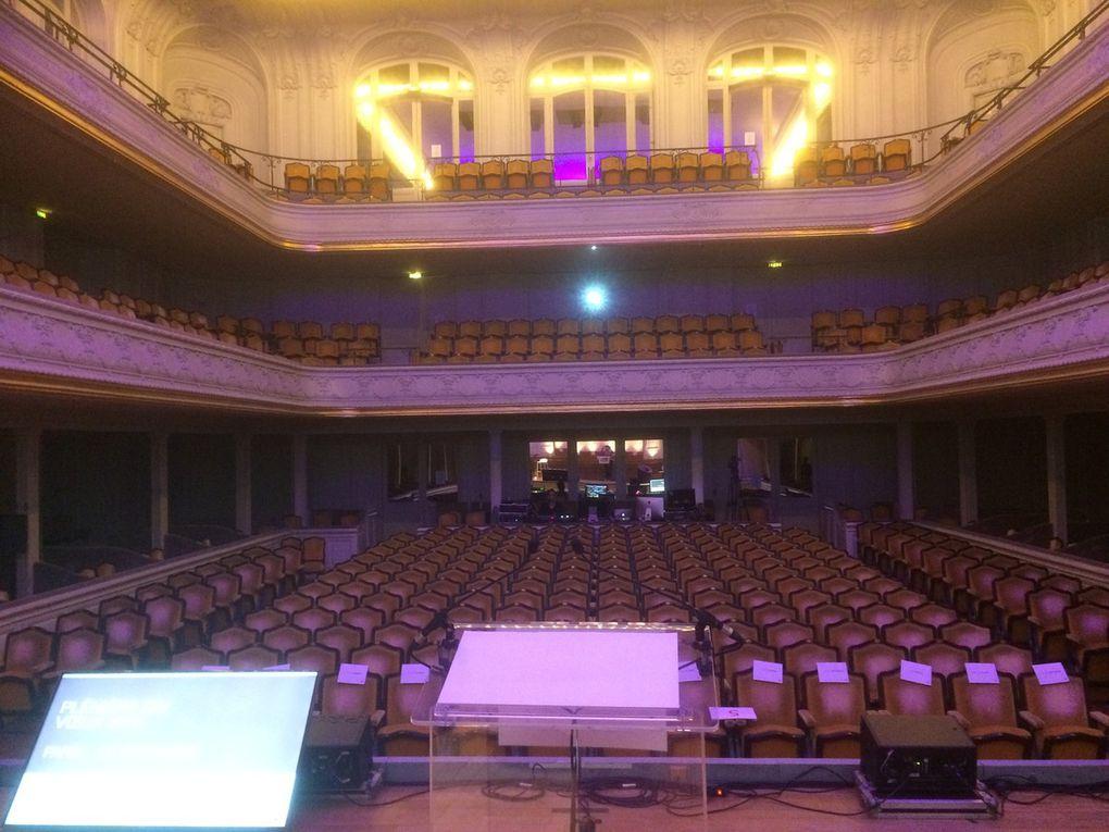 Convention à la Salle Gaveau