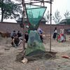 Hourglass @ Xing Hu. 2005. 3rd Dadao Live art Festival. Pékin. Chine