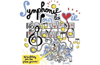 « Symphonie pour la vie, spécial Pièces jaunes » le Mercredi 10 Février sur France 3
