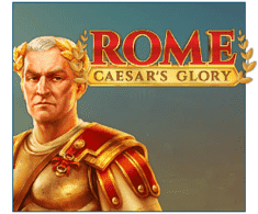 machine a sous mobile Rome Caesar's Glory logiciel Playson