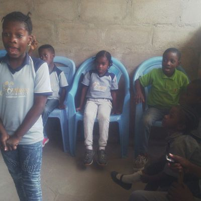 See winners of the just concluded Spelling B competition