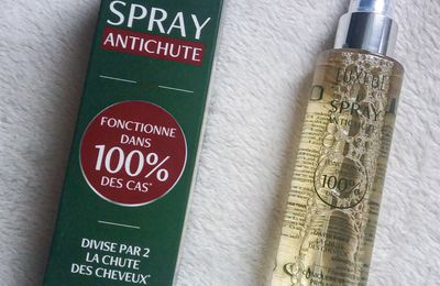Luxéol, Spray antichute