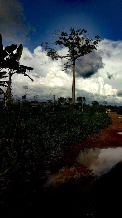 Imágenes de la Guinea colonial.- El Muni.