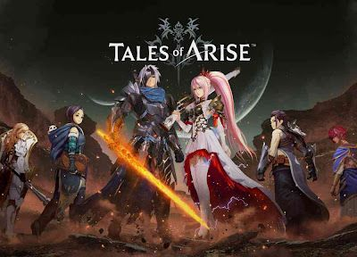 [Test] Tales of Arise (PS5)