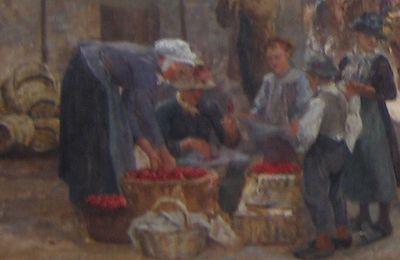 Histoire - La foire aux cerises