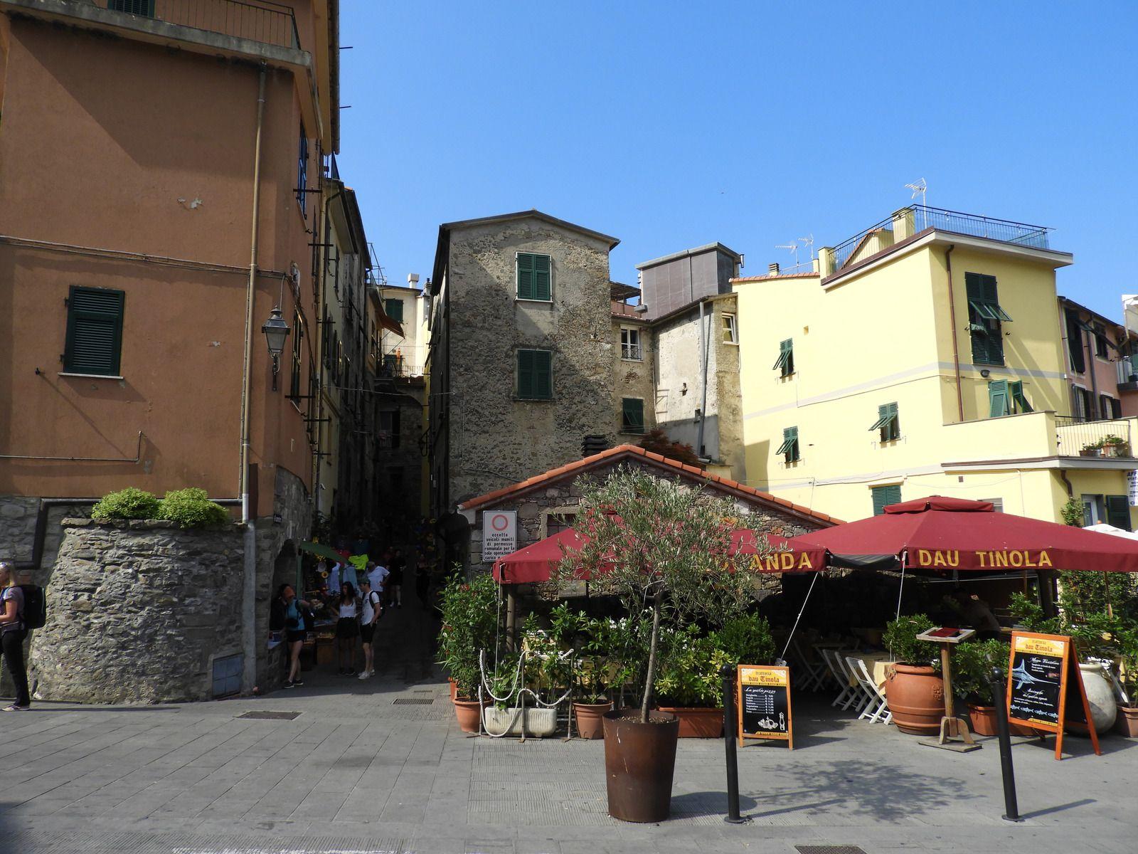 Goldwing Unsersbande - Périple Dolomites et Cinque terre : la Spezia et Vernazza 8th day