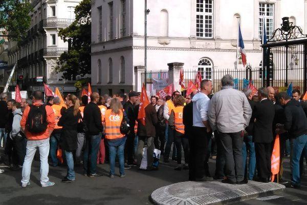 Appel à la grève pour le 8 juin 2015