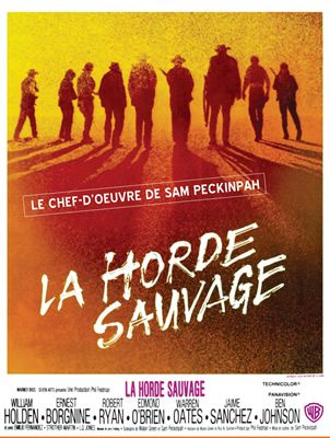 La Horde sauvage de Sam Peckinpah