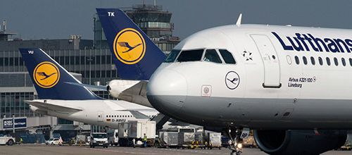 Inmarsat's GX Aviation inflight broadband enters commercial service with Lufthansa Group