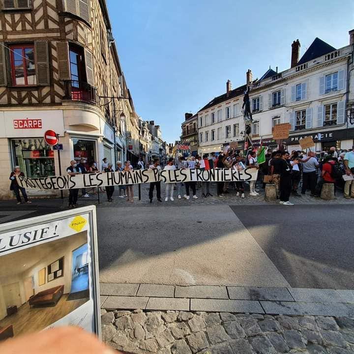 Regroupements - Le nouveau cauchemar des demandeurs régularisés de l'Yonne
