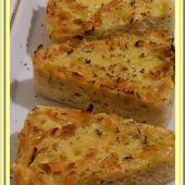 Omelette aux deux saumons et poireaux - Oh, la gourmande..