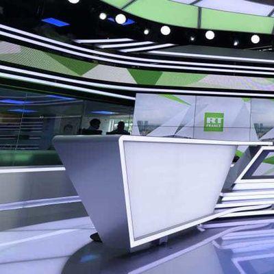 Canal Plus annonce l'arrivée de la chaîne russe RT à partir de la fin du mois d'avril dans le bloc des chaînes d'information