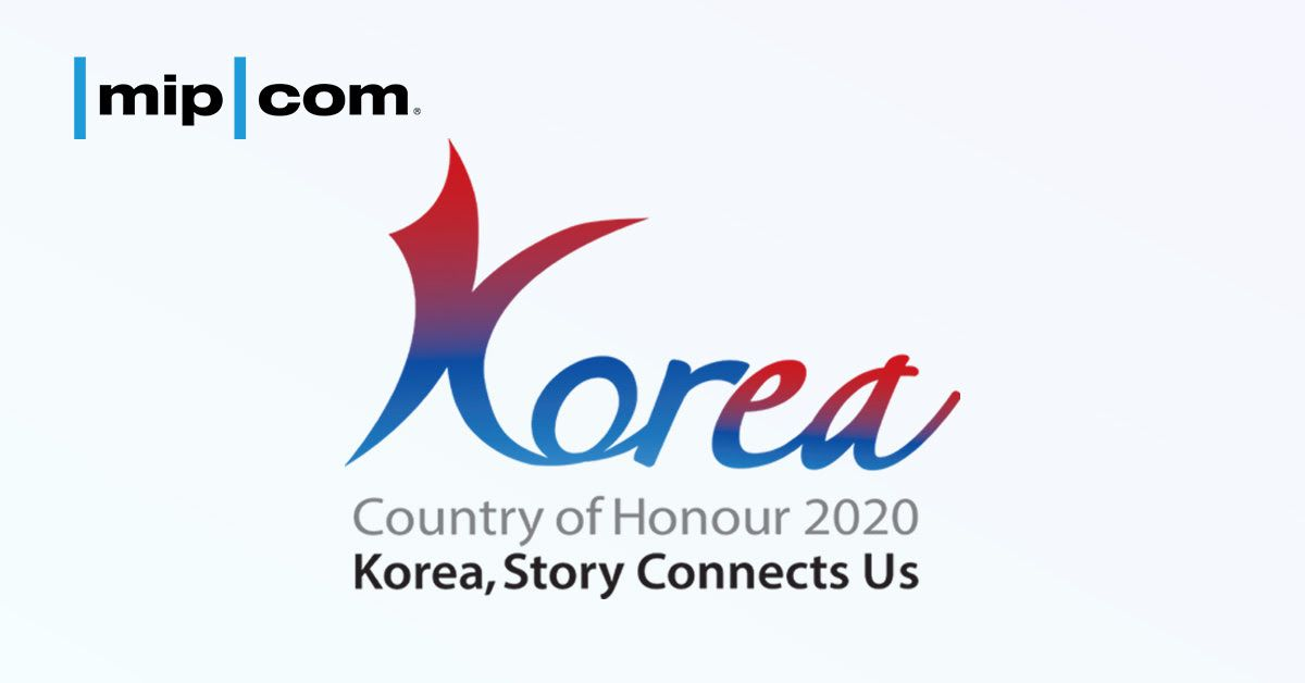 KOREA TO BE CELEBRATED AS 'COUNTRY OF HONOUR' AT MIPCOM 2020