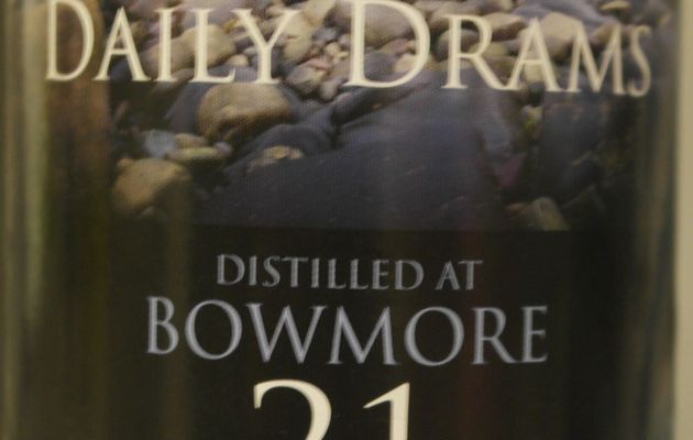 Bowmore 21Y The Nectar of the Daily Drams
