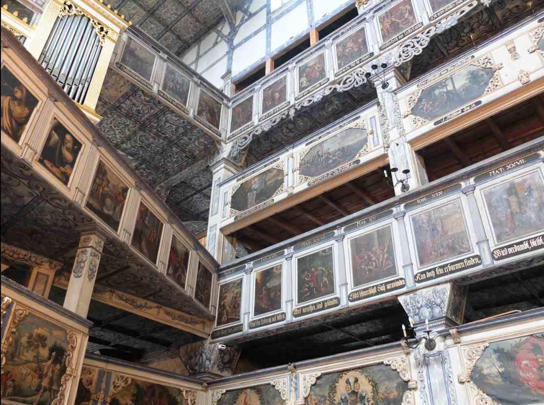 Pologne - Les églises de la Paix à Jawor et à Świdnica