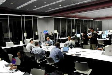 CES 2011: Silence in the press room? It happened!