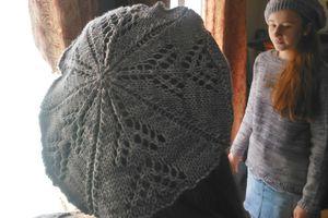 Tuto tricot-cadeau : un béret bien chaud...