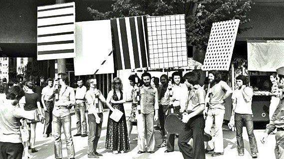 Grupo Tok. 1973. Serbie
