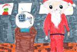 A- Un mystérieux secret à Weihnachtsland