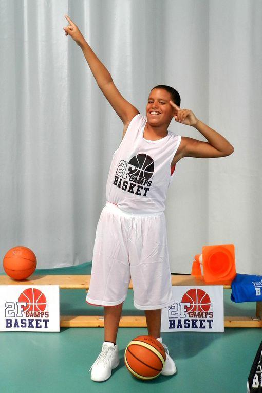 Album - 2F Camps Basket - Individuelle
