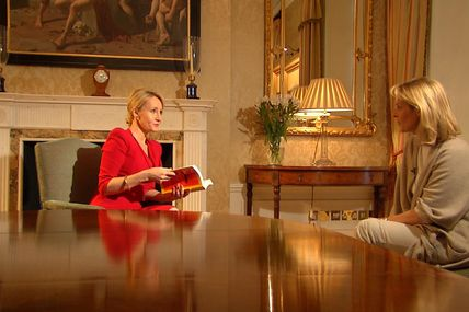J.K Rowling : Interview exclusive sur TF1, ce vendredi