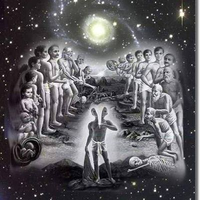 Les causes des morts collectives Au travers de la réincarnation