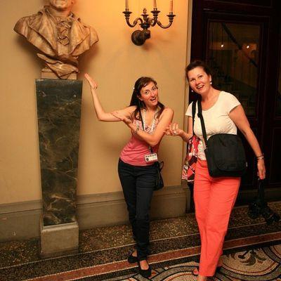 Opera Garnier - Irina and John