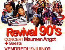 Maureen Angot - artwork Revival 90's