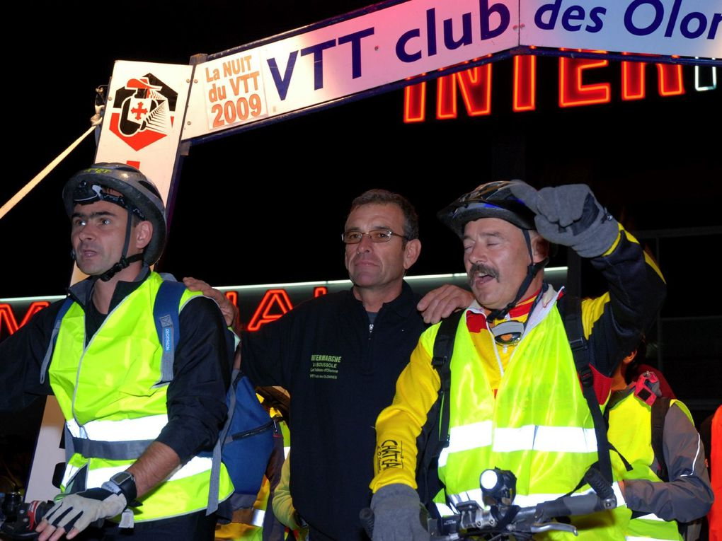 Album - 7-7 Nuit  2009 VTT Départs1