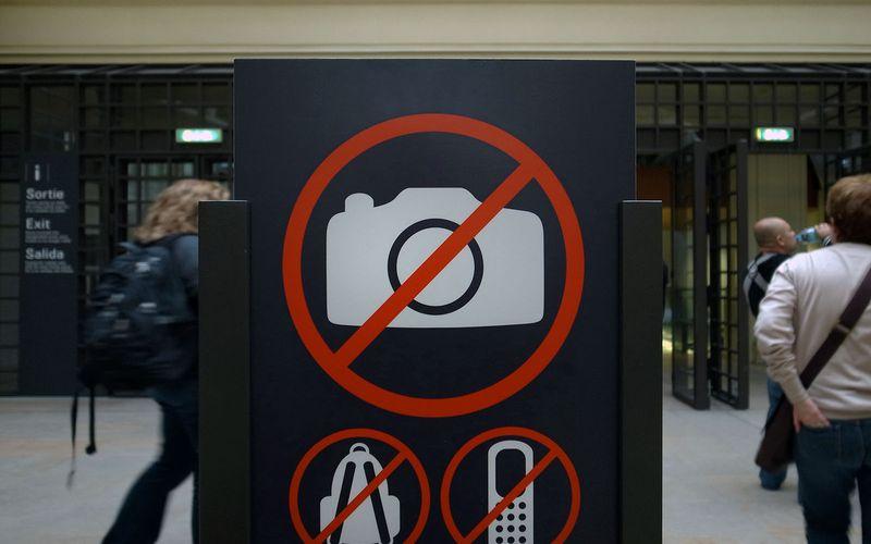 [Auteur invité] Libres de photographier mais pas de « participer » par Caterina Pisu