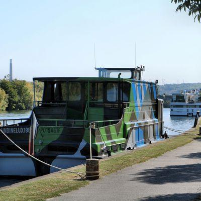 """Barge, """"*dans le Sens de Barge"""".."""