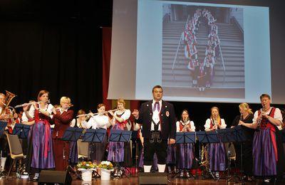 Musikverein Veitshöchheim tritt am 18. Januar 2020 beim 1. Maritimen Benefizkonzert zur Sanierung der maroden Türme von St. Johannis Würzburg auf