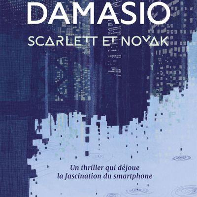 Scarlett et Novak – Alain Damasio