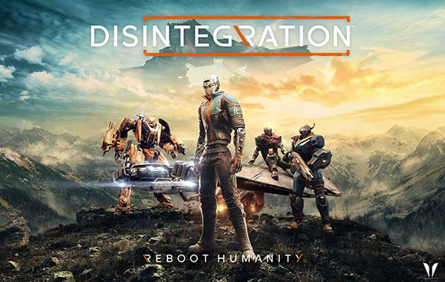 [ACTUALITE] Disintegration - Maintenant disponible sur PC, PlayStation 4 et Xbox One