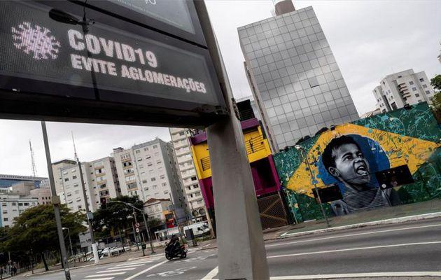 Brasil: Cuatro meses de pesadilla por el COVID-19