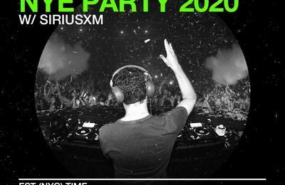 Tiësto tracklist and mp3   New Year 2020 on Sirius Xm