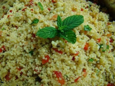Taboule (French Tabbouleh)