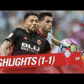 Resumen de RC Celta vs Valencia CF (1-1)