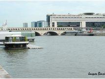 Les ponts de Paris : le pont de Bercy