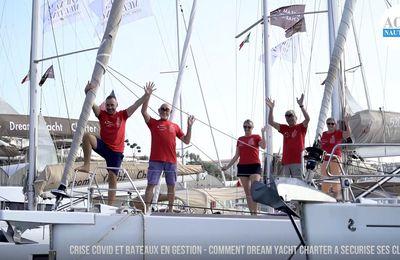 Bateaux en Gestion - Comment Dream Yacht Charter a sécurisé ses clients