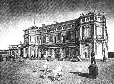 Villa de Napoléon III à Biarritz