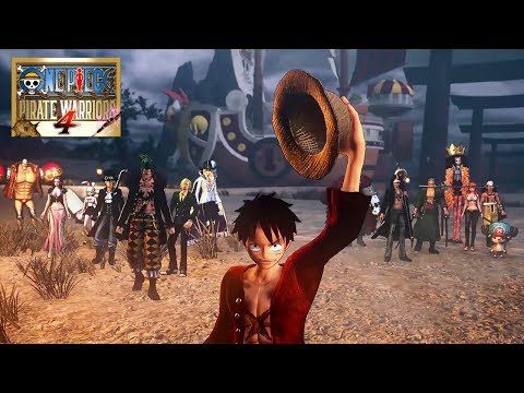 [ACTUALITE] One Piece : Pirate Warriors 4 - Disponible ce vendredi 27 mars