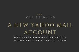 The Way to Build Another Yahoo Email Account