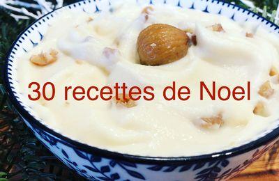30 recettes de Noel
