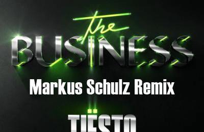 Tiësto - The Business (Markus Schulz Remix)